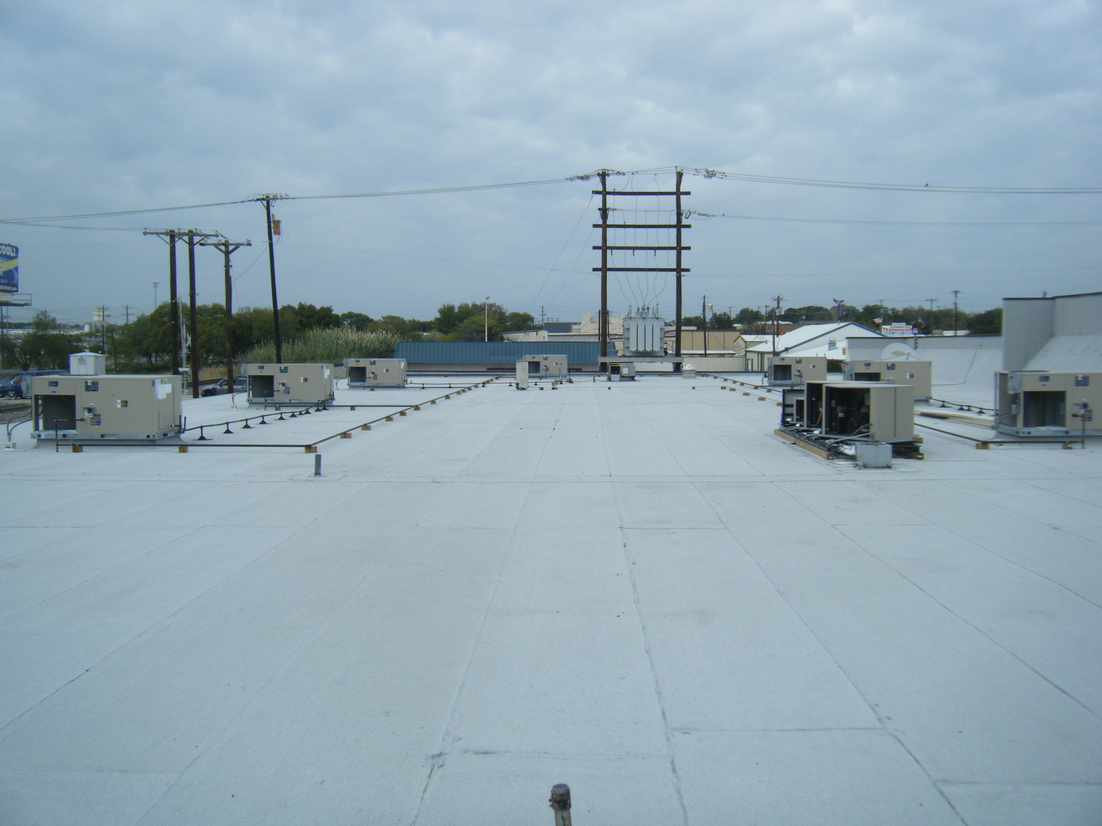 Commercial Roofing Gallery | MEIS Roofing & Construction
