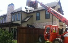 Multifamily roofing contractor