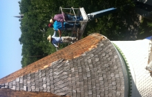 Historical home roofing contractor