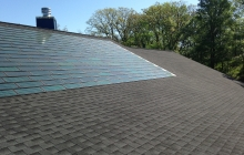 Powerhouse solar roof