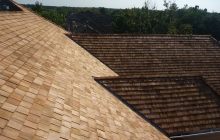 Fort Worth wood shingle roofing