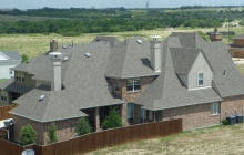 Dallas hail damage roofing replacement